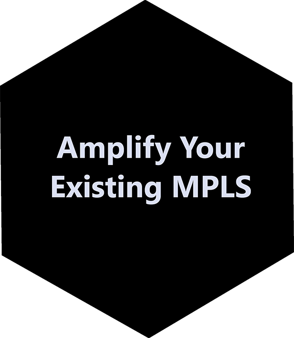 Amplify Your Existing MPLS